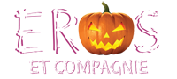 Logo Sex Shop Eros Halloween