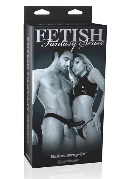 Limited Hollow Strap-On par Fetish Fantasy