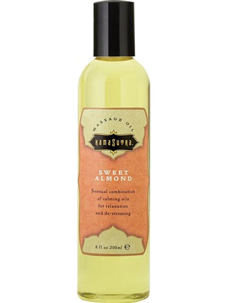 Huile de massage aromatique - Sweet Almond - de Kama Sutra