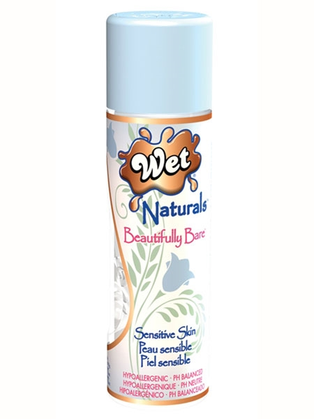 Lubrifiant Wet Naturals - Beautifully Bare - 3.3 on